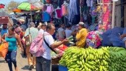 NICARAGUA: Gran mercado abierto pese al COVID-19