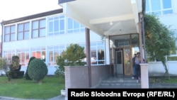 "Bosnia and Herzegovina -- The Elementary school in Kiseljak, one of many so called ""two schools under one roof"", October 25, 2017."