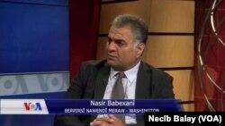 Nasir Babaxanî şirovekarê siyasî