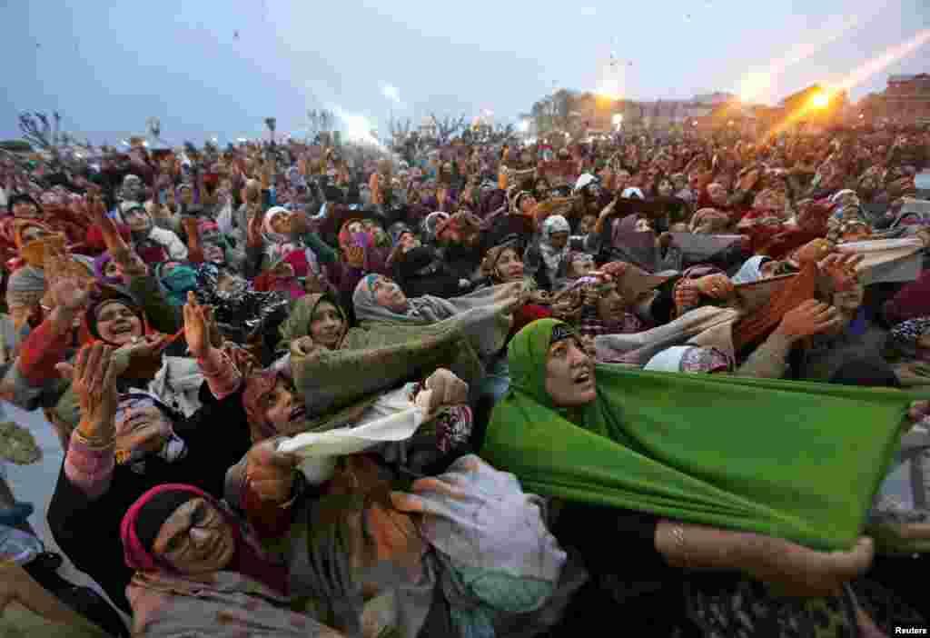 عید میلاد نبی در میان مسلمانان کشمیری