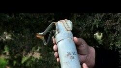 Suriya hökuməti kaset bombalardan istifadə etdiyini danır