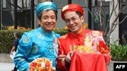 Tranh tụng về hôn nhân đồng tính bắt đầu ở bang California