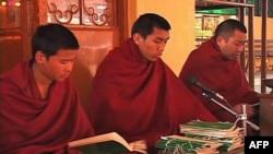 Các vị tăng sĩ Tây Tạng sống lưu vong