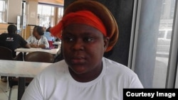 Lynda Masarira - Zimbabwe Women In Politics Alliance