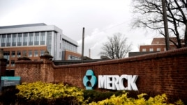 Merck & Co. campus in Linden, New Jersey, March 9, 2009.