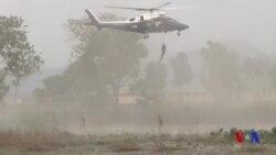 Sommet militaire Afrique-Etats-Unis à Abuja (vidéo)