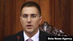Nebojša Stefanović (arhivski snimak)