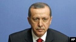 ترکی کے وزیرِ اعظم رجب طیب اردوان