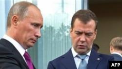 «Путин и Медведев: перемена мест слагаемых»