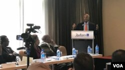 Tababarka VOA ee Addis-Ababa