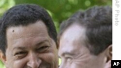 俄罗斯与委内瑞拉签署武器贩售协议