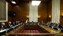 Opozita siriane dhe bisedimet e paqes
