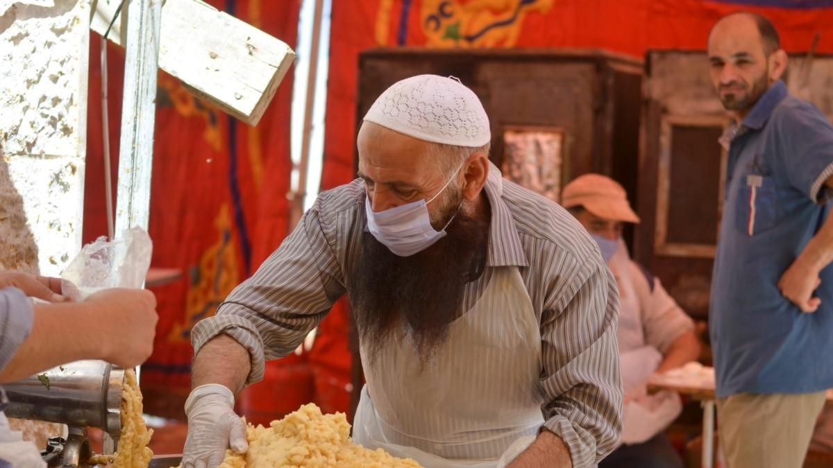 Di Kota Gurun Ini, Selalu Ada Makanan Gratis Selama Ramadan