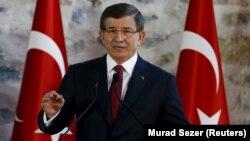 احمد داوود اوغلو، نخست وزیر ترکیه