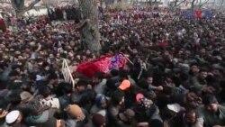 بھارتی کشمیر میں مزید چھ مبینہ عسکریت پسند ہلاک