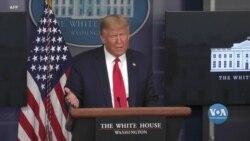 Президент Трамп розкритикував очільника ВООЗ. Відео