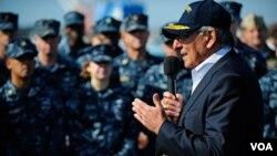 El secretario de Defensa de Estados Unidos, León Panetta, se reunirá con altos funcionarios de Defensa de Corea del Sur.