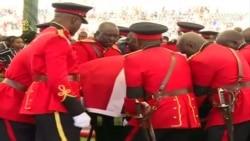 State Funeral of Former Kenyan President Daniel Arap Moi