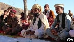 ملک محمد خان د نقيب محسود پلار