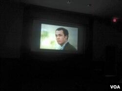 """""""Parizod"""" filmi Vashingtonda namoyish etildi, 23-sentabr, 2015"""