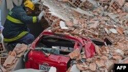El capitán de bomberos de Brasil aseguró que el número de muertos puede aumentar, y dijo que ya se abrió una investigación para determinar las causas de siniestro.