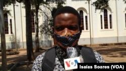 Baião Lopes, activista detido antes da visita do PR a Malanje