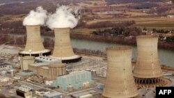Американская атомная электростанция Three Mile Island (архивное фото)