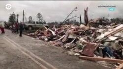 Смертоносный ураган в Алабаме