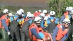颱風海貝思過後 日本開始救援