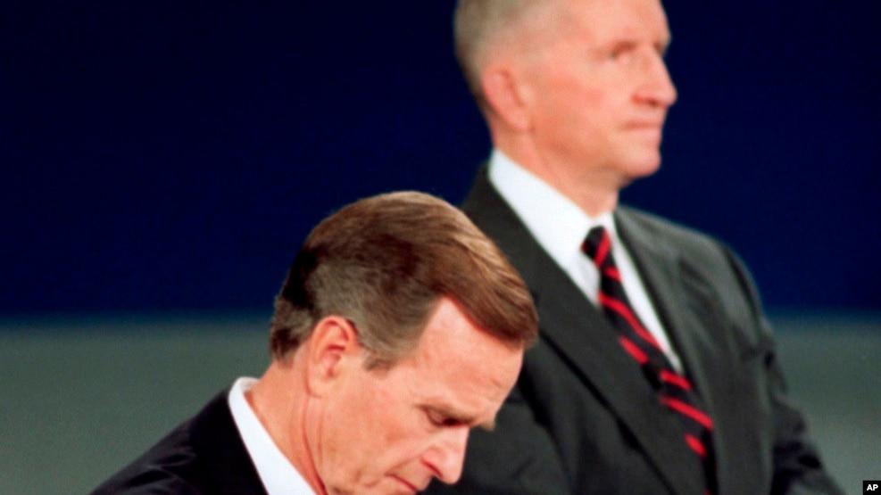 Historia e debateve presidenciale