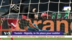 Le journal de la CAN-2019 du 16 juillet avec Yacouba Ouédraogo