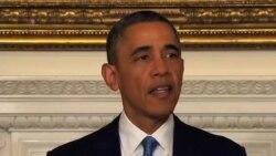 奧巴馬贊揚六大國與伊朗達成核初步協議
