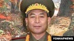 전격 해임된 리영호 총장참모. (자료사진)