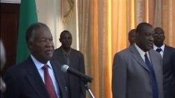 ZAMBIA PRESIDENT VO