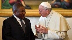 Papa Francisco defende inclusão no processo de desenvolvimento e pede aos jovens para não desistirem