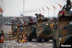 ABŞ-la Cənubi Koreyanın birgə hərbi təlimləri