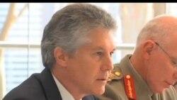 2012-11-14 美國之音視頻新聞: 帕內塔稱美澳軍事合作關係非常重要