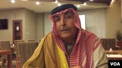 "Major General Abdel Razzaq Mijbil al Waggaa, an older Sunni sheikh who served in Saddam Hussein's army before the United States disbanded it in 2003, says the Sunnis' biggest problem is that ""we don't have real political and religious leaders."""