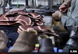 واحد تولید کفش دستدوز