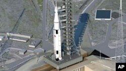 NASA Unveils Next-Generation Rocket