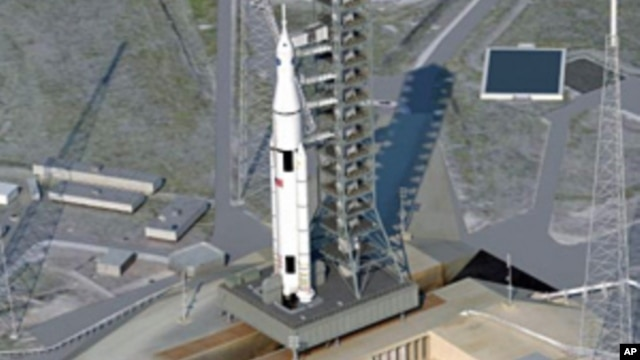 NASA Unveils Next-Generation Rocket