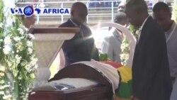 Abanyazimbabwe Basezeye ku Murambo wa Robert Mugabe