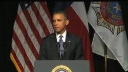奧巴馬悼念德州化肥廠爆炸案受害者