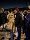 Arhiv - Migranti na Siciliji (Foto: AP/Santi Palacios)