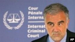 لویس مۆرینۆ ئۆکامبۆی دادوهری گشـتی دادگای نێونهتهوهیی بۆ تاوانهکان