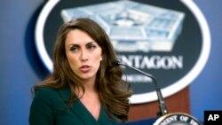 Alyssa Farah, directora de comunicação da Casa Branca