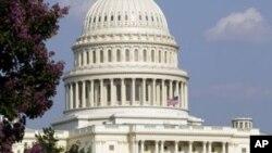 미국 국회 의사당 (자료사진)