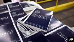 Các ấn bản dự thảo ngân sách