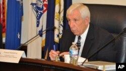 維吉尼亞州國會眾議員弗蘭克.沃爾夫(Frank Wolf)所代表的選區,去年對中國出口達到1億3千6百萬美元,是2002年的536倍。