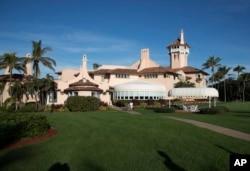 Predsednikovo imanje Mar-a-Lago u Palm biču, na Floridi (Foto: AP)